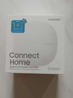 Samsung Connect Home Smart WiFi System (Sealed)