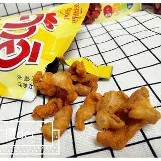🚚 【現貨+預購】泰國雞皮餅乾
