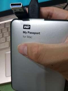 🚚 WD  MAC 500G