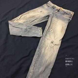 Zara Basic Dept 二手牛仔褲