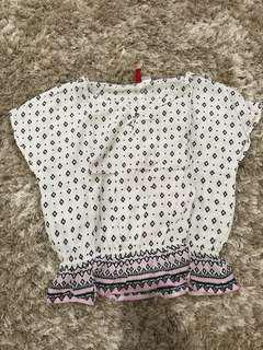 PRELOVED : Tshirt bu H&M
