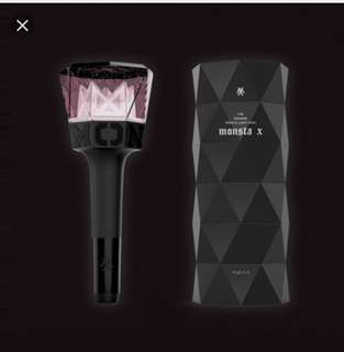 Monsta X Official Lightstick