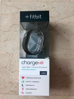 🚚 Further reductions : Fitbit Charge HR brand new with free delivery