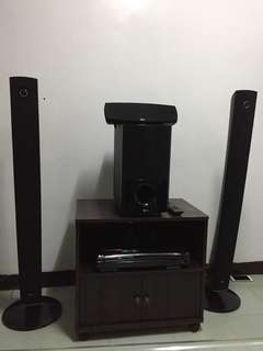 5,500 negotiable with DVD player