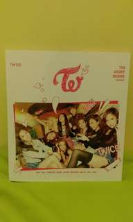 Twice淨專 the story begin. CD+DVD