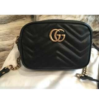 *MarkDown Gucci Marmont Mini Matelasse #LetGo80