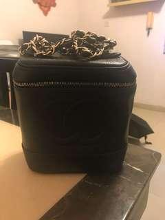 Chanel中古桶袋