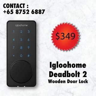 Igloohome Deadbolt 2