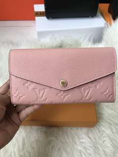 💕Customer's purchased, LV Sarah Wallet