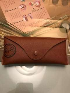 Ray Ban 太陽眼鏡盒 sunglasses case