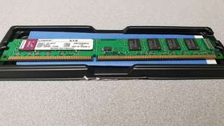 Kingston DDR3 2GB ram