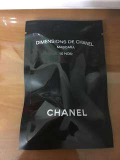 Chanel Mascara Sample
