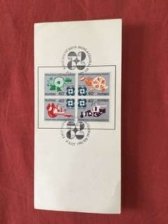 1983 Philippines Science Week Philatelic Souvenir Album
