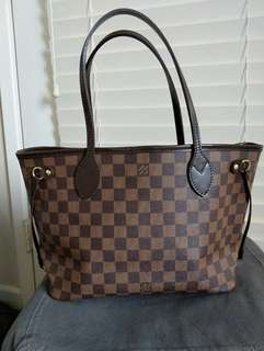 *MarkDown AUTH Louis Vuitton Neverfull PM