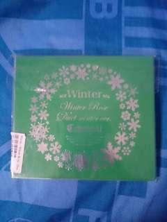 Tohoshinki Winter Rose Duet Winter vers. CD