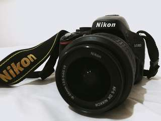 Nikon D5100 Camera (Slightly Used)