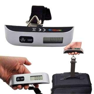 portable luggage digital scale