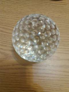 透明水晶球