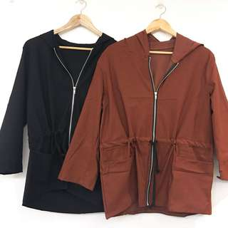 parka jacket // trendy apparel