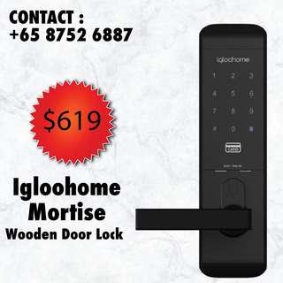 Igloohome Mortise