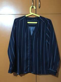 For Me Long sleeve Blouse (Never Worn!)