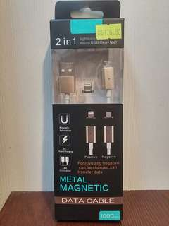 Magnetic Data & Charging Cable (磁性 充電線)