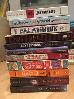 Book Bundle D (10 Books!)