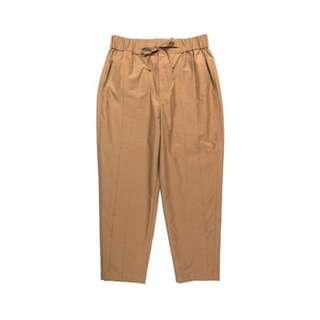 🚚 Wisdom width pleat pants L Syndro Demarcolab