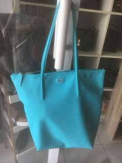 Authentic Lacoste tote bah
