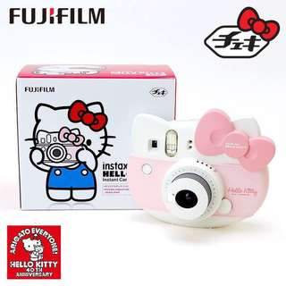 🚚 FUJIFILM mini Hello Kitty 40週年紀念版拍立得
