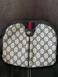 🚚 Gucci 古董包 斜背包 背殼包