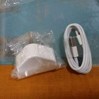 iPhone Charger cable and adapter 火牛和充電線