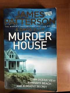 Murder House - James Patterson