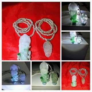 Jade  翡翠 老玉