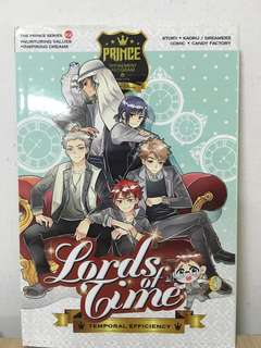 Lords of time - the prince series k2