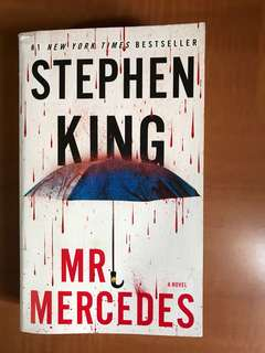 Mr Mercedes- Stephen King