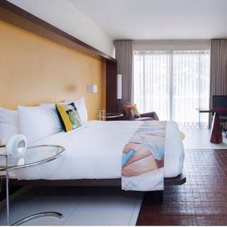 Picasso Boutique Residences Overnight Stay with Breakfast for 2