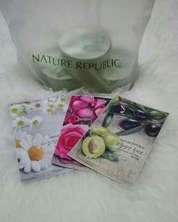 Nature Republic sheet mask Original Store