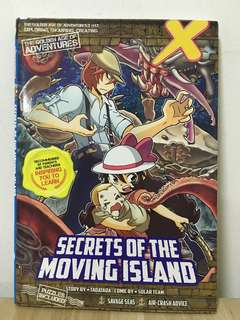 Secrets of the moving island - the golden age of adventures h17