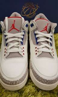 Really Brand New!!! Air Jordan 3 Katrina (BNIB)