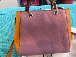 Preloved Gucci Bamboo Handle Bag