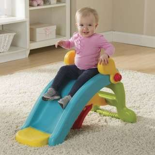 2 in 1, slide and rocker