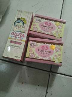 Sabun Pure Soap Original 100%