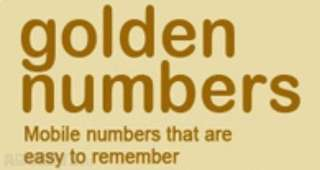 GOLDEN NUMBER 8 869 869 0