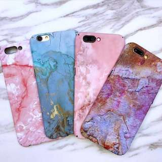 Marble cases!!