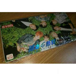 BTS postcard set