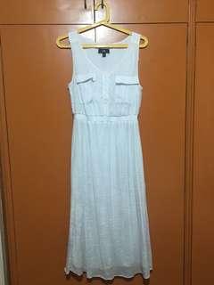 White Beach Dress (Never Worn!)