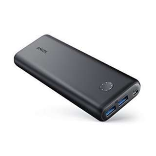 Anker 20000 PowerCore II 20100mAh Power Bank with PowerIQ 2.0