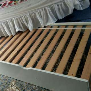 IKEA Build in bed