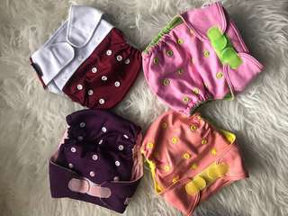 LUNATOTS DIAPER CLOTH